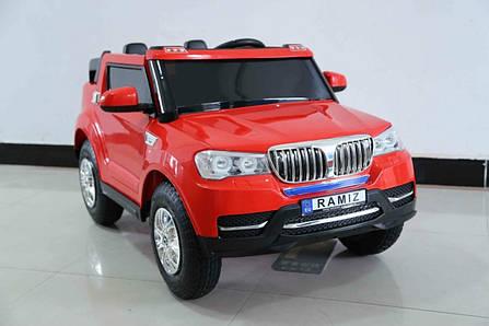 Полноприводной детский двухместный электромобиль BMW, фото 2