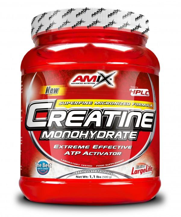 Креатин Моногидрат Amix nutrition Creatine monohydrate  300 g