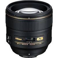 Nikon AF-S 85mm f/1.4G (на складе)