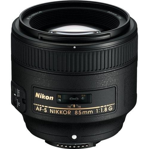 Nikon AF-S 85mm f/1.8 G (в наявності на складі)