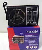 """Радиоприемник колонка """"NEEKA"""" NK-202RB, фото 1"""