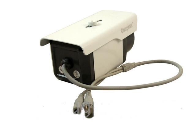 Наружная цветная камера видеонаблюдения Спартак 340 3,6мм CAMERA 340