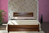 """Деревянная кровать """"Бриз"""""""
