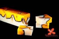 Натуральное Мыло Ручной Работы «Заводной Апельсин» (Косметическое)