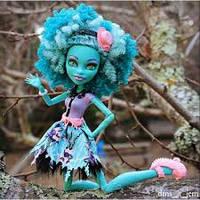Кукла Монстер Хай Хани Свомп Страх, камера, мотор! - Honey Swamp Frights, Camera, Action!, фото 1