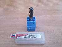 Фреза монолитная LH4BZ-080  LH460