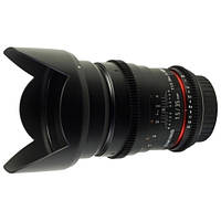 Samyang 35mm T1.5 AS UMC VDSLR for Nikon (в наличии на складе)