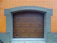 Секционные гаражные ворота Alutech Classic