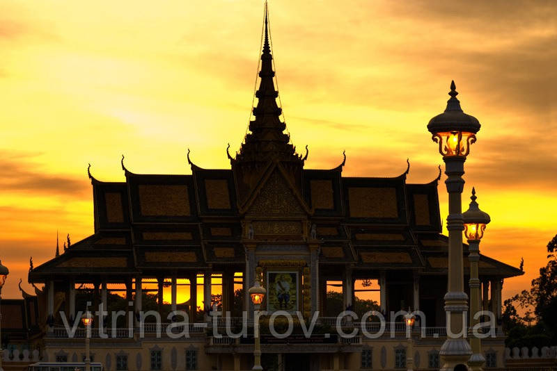 """Екскурсійний тур в Камбоджу """"Камбоджа"""" на 5 днів / 4 ночі"""