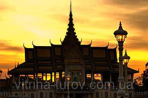 """Экскурсионный тур в Камбоджу """"Камбоджа"""" на 5 дней / 4 ночи"""