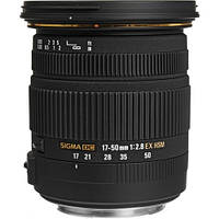Sigma 17-50mm f/2.8 EX DC OS HSM for Canon ( на складе )