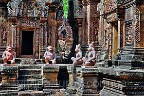 """Экскурсионный тур в Камбоджу """"Экскурсии + пляж"""" на 12 дней / 11 ночей"""