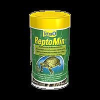 Tetra ReptoMin 300 мл корм для водных черепах