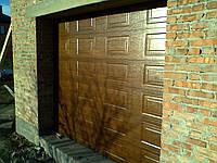 Секционные гаражные ворота Alutech Серии STANDARD