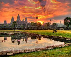 """Экскурсионный тур в Камбоджу """"Золотой треугольник Индокитая"""" на 15 дней / 14 ночей"""