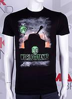 Мужские футболки WORLD of TANKS ворлд оф танк
