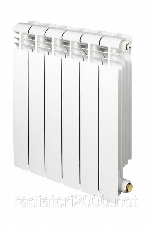 Алюминевый радиатор Radal 350х80
