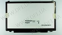 """Матрица 13.3"""" B133XTN01.2 (1366*768, 30pin(eDP), LED, SLIM(вертикальные ушки), глянцевая, разъем справа внизу,"""