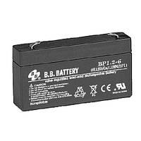 Аккумуляторная Батарея B. B. Battery Вр 1,2-6