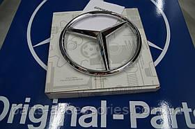 Mercedes SL Class R231 2012-16 звезда значок эмблема в решетку радиатора новая оригинал