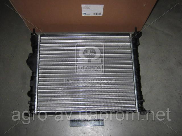 Радиатор охлаждения (TP.15.63.9371) RENAULT KANGOO 97- (пр-во TEMPEST)