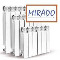 Алюминевый радиатор MIRADO 96х500