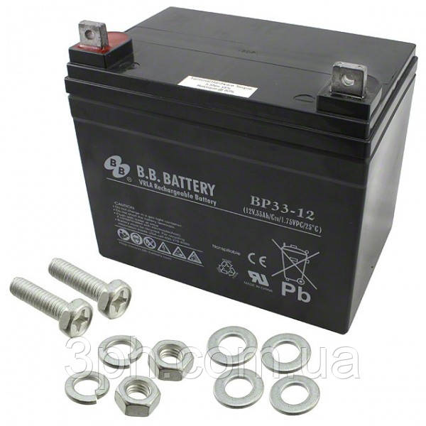 BB Battery BP 33 12 H