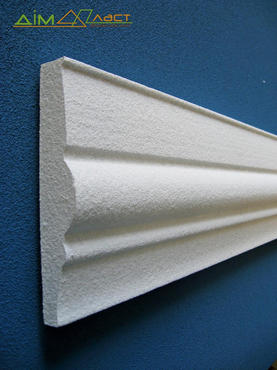 Подоконная планка декоративная, фасадная П002 - ДімПласт в Белой Церкви