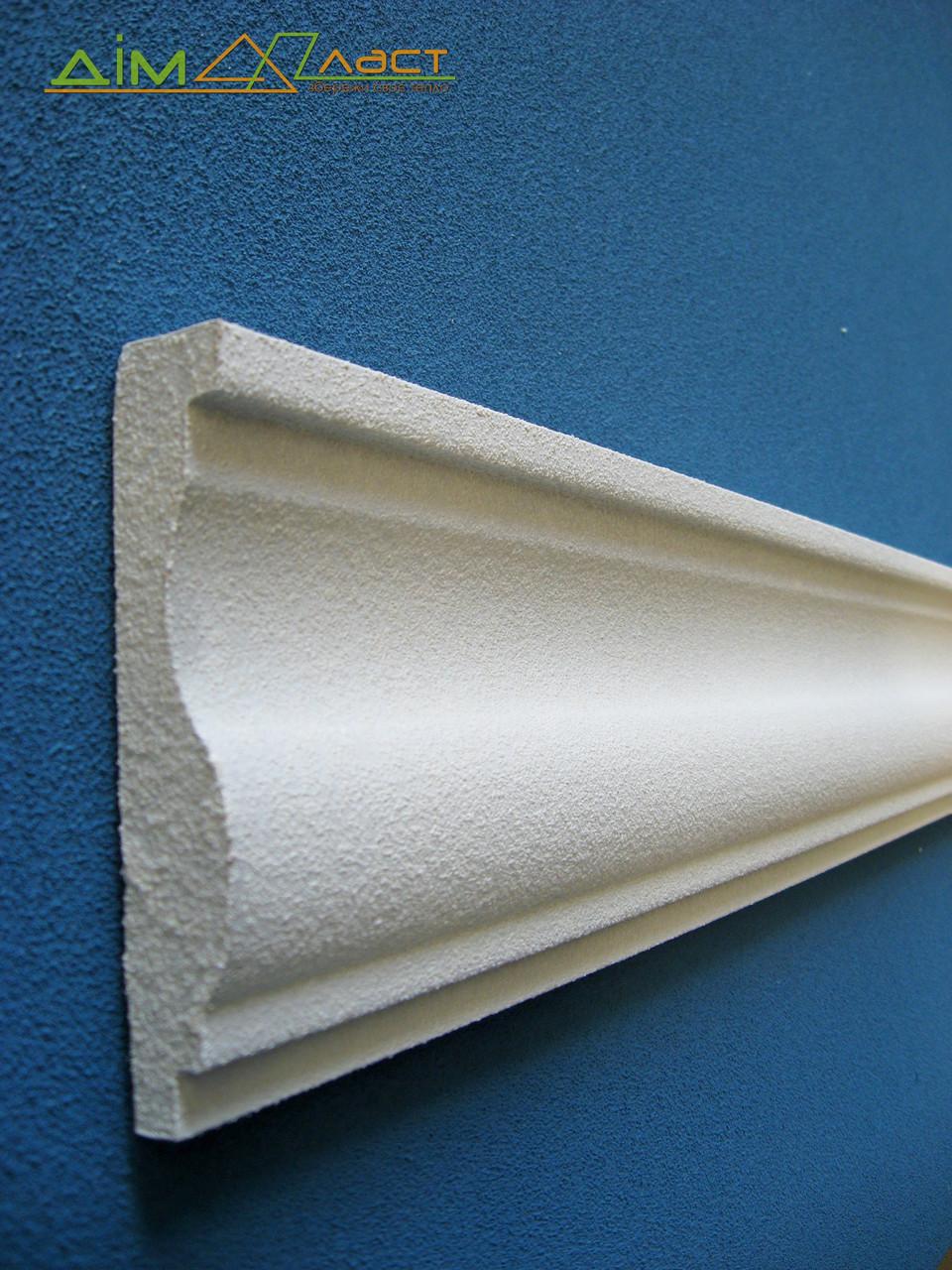 Подоконная планка декоративная, фасадная П003 - ДімПласт в Белой Церкви