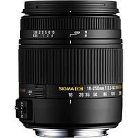 Sigma 18-250mm f/3.5-6.3 DC Macro OS HSM (для Canon)