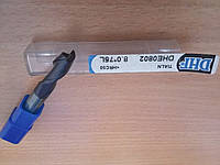 Фреза монолитная DHF  DHE0802  8,0х75L