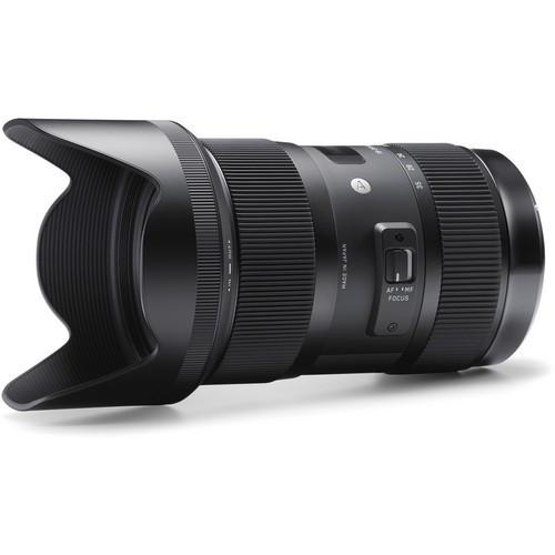 Объектив Sigma 18-35mm f/1.8 DC HSM Art for Nikon ( на складе )