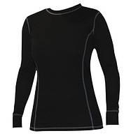 Roleff RO 205 Women Shirt Black, DS Термобелье реглан женский
