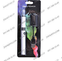 Электронная сигарета EC-004, Evod MT3 White, белая сигарета, аккумулятор 1100 mAh, бросаем курить,