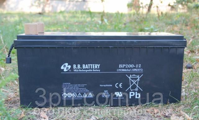 BB Battery BP 200 12