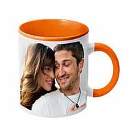 Чашка с Вашей фотографией