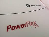 Частотний перетворювач Powerflex 70