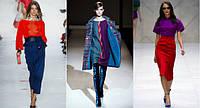 Модные и красивые цвета одежды в 2016году.
