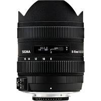 Sigma 8-16mm f/4.5-5.6 DC HSM (для Canon)