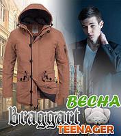 Куртки парки весенние и осенние подростковые 10