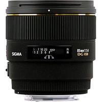 Sigma 85mm f/1.4 EX DG HSM (для Canon)