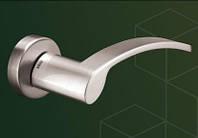 Ручка  дверная 506010-403 mp10, yuvarlak WC (круг WC), ант. латунь