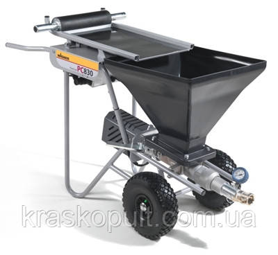 Штукатурная машина WAGNER PlastCoat 830 Р (пневмо. управление)