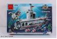 Конструктор BRICK 816 Субмарина 382детали X00022754