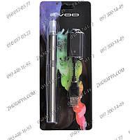 Электронная сигарета Evod MT3 Silver EC-004, серый, сигарета, аккумулятор 1100 mAh, бросаем курить