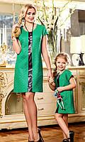 Стильное платье для маленькой модницы
