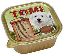 Консервы для собак TOMi ЯГНЕНОК (lamb), паштет   0,3 кг