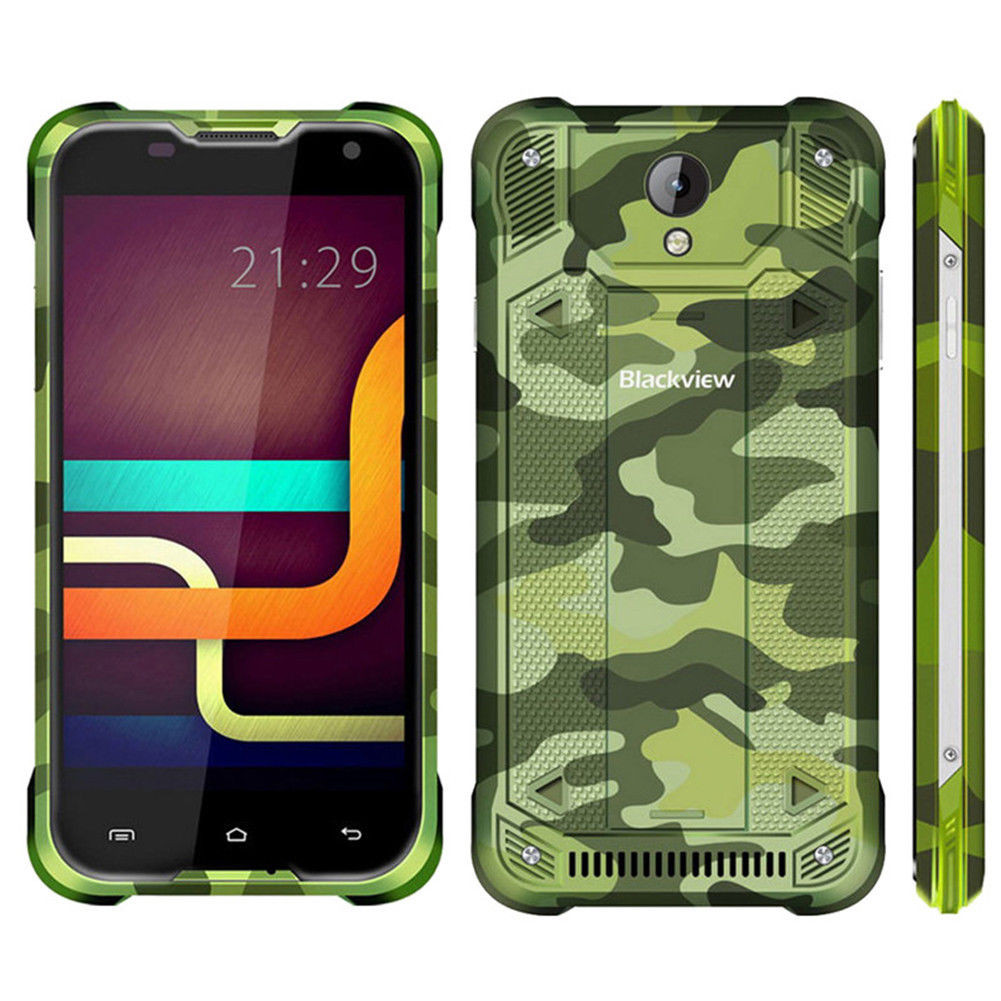 Blackview BV5000 2/16 Gb green (camouflage)