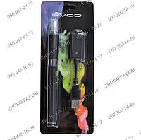 Бросаем курить, Электронная сигарета Evod MT3 Black EC-004, черный, сигарета, аккумулятор 1100 mAh