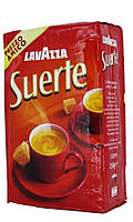 Кофе молотый Lavazza Suerte, Италия, 250 г